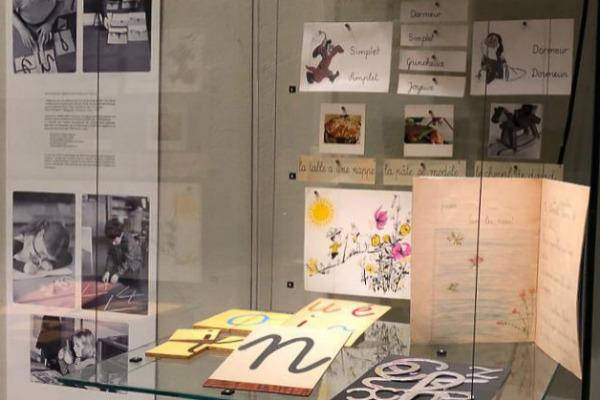 Collections invisibles 2018 - L'école au musée