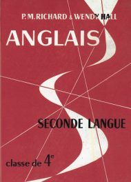 Anglais - seconde langue
