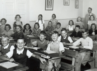 Photo de classe – école primaire mixte de Prilly (VD)